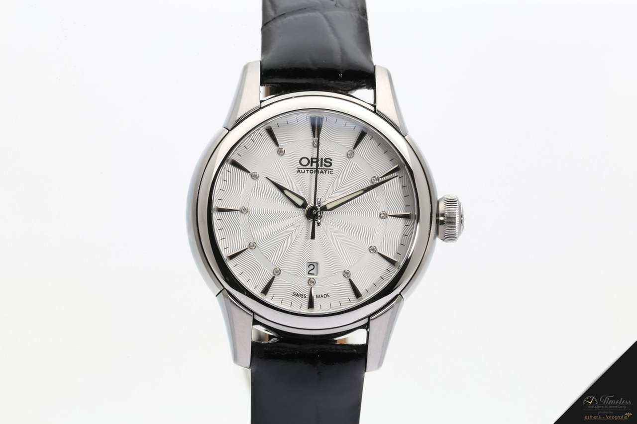 Oris Artelier Date - all prices for Oris Artelier Date watches on Chrono24 298acdfdbcb