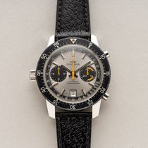 Dugena Steel 41mm Chronograph pre-owned
