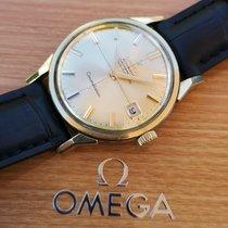 Omega Constellation Золото/Cталь 34mm