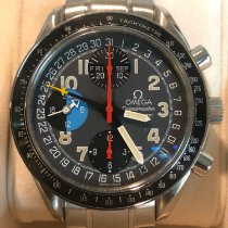 Omega 3520.53.00 Steel 1996 39mm pre-owned