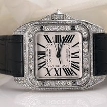 Cartier Santos 100 W20073X8 Very good Steel 51mm Automatic United States of America, New York, New York