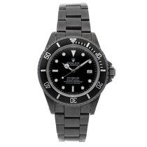 Rolex Sea-Dweller 4000 Steel 40mm Black No numerals United States of America, Pennsylvania, Bala Cynwyd