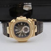 Patek Philippe Nautilus Rose gold 40.5mm Brown