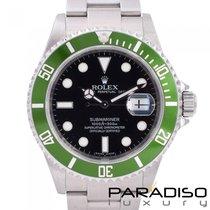 Rolex Submariner Date 16610LV 2009 gebraucht