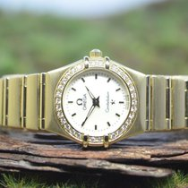 Omega Constellation Ladies 23mm Mother of pearl