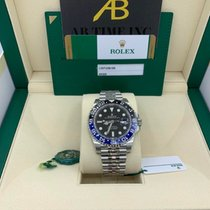 Rolex GMT-Master II Steel 40mm Black United States of America, New York, New York