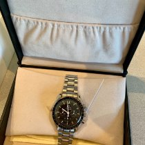 Omega Speedmaster Professional Moonwatch Steel 42mm Black No numerals Australia, St Clair