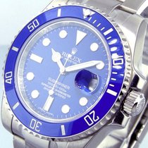 Rolex Submariner Date new Automatic Watch with original box and original papers 116619