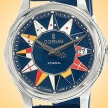 Corum Admiral's Cup Legend 38 Steel 38mm Blue United States of America, Illinois, Northfield