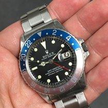 ロレックス GMT マスター 1675 1968 中古