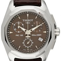 Tissot PRC 100 Steel 34.8mm Brown