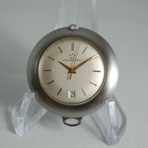 Eterna Watch pre-owned 1958 Steel Automatic Watch only