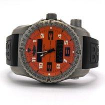 Breitling Emergency Titanium 51mm Orange