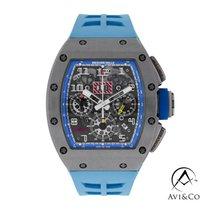 Richard Mille RM 011 RM011 Veldig bra Titan 49.94mm Automatisk