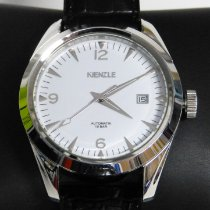 Kienzle Steel 40mm Automatic V601 9113 1990 pre-owned