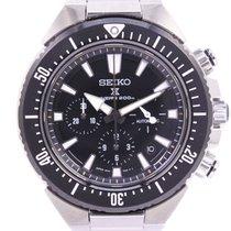 Seiko Acero 45mm Automático SBEC001 nuevo