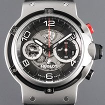 Hublot Classic Fusion 45, 42, 38, 33 mm Titanium 45mm Transparent