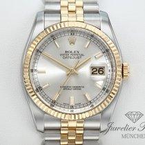 Rolex Lady-Datejust 116233 Sehr gut Gold/Stahl 36mm Automatik Deutschland, München