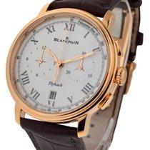 Blancpain 6680F-3631-55B Villeret Chronograph Pulsometre in...