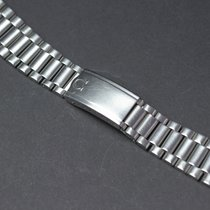 Omega Watchstrap Stainless Steel  Length: 14,5 cm Width: 17 mm
