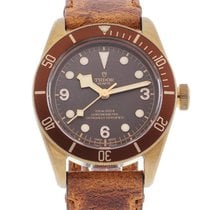 Tudor Black Bay Bronze Bronz 43mm Barna Arab