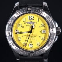 Breitling Superocean (Submodel) tweedehands 42mm Staal