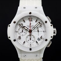 Hublot 341.CH.230.RW Big Bang Aspen White Ceramic Chronograph...