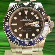 Rolex GMT-Master II Ref. 116710 BLNR LC100 11/2015 unworn