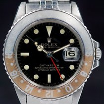 Rolex 1964 Rolex GMT Master (Ref. 1675) Gilt Dial With Box and...