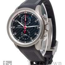 IWC Portuguese Yacht Club Chronograph new 45mm Titanium