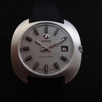 Rado Black Pearl  Automatic Watch Men's 70's