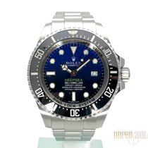 Rolex Sea-Dweller Deepsea Deep Blue 116660 aus 2015