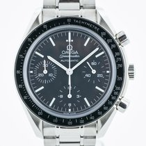 Omega Speedmaster Reduced, Ref 3539.50.00, Mens S Steel Box...