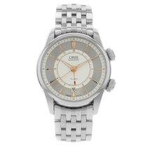 Oris Artelier Alarm Steel United States of America, New York, New York
