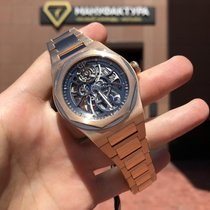 Girard Perregaux Laureato Rose gold 42mm