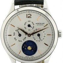 Montblanc Heritage Chronométrie 112536 Sehr gut Stahl 41mm Automatik