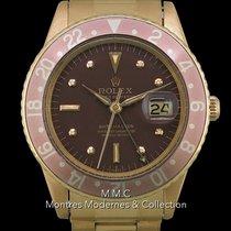 """Rolex Gmt-master Réf.1675 """"no Crown Guards"""""""