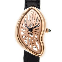 Cartier Crash new 28.1mm Rose gold