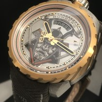 Bomberg BOLT-68 SAMURAI GOLD 45MM LIMITED EDITION Swiss Made...
