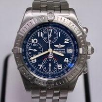 Breitling Blackbird Stainless Steel Blue Dial A13353