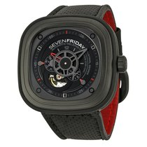 Sevenfriday Steel 47mm Automatic P3-01 new