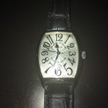 Franck Muller Steel 35.9mm Automatic 7880 B SC DT pre-owned United States of America, Texas, Houston