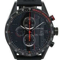 TAG Heuer Carrera Calibre 1887 Titane 43mm Noir France, LYON