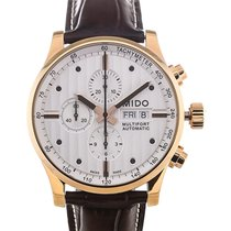 Mido Steel 44mm Automatic M005.614.36.031.00 new