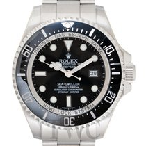 Rolex 116660 Steel Sea-Dweller Deepsea 44mm pre-owned