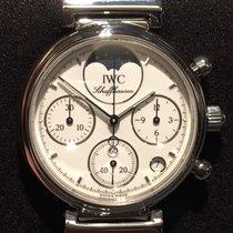 IWC Da Vinci Chronograph Stahl 29mm Weiß Keine Ziffern Deutschland, Wiesbaden