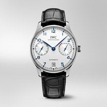 IWC IW500705 Steel Portuguese Automatic 42.3mm new United States of America, New York, New York