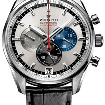 Zenith El Primero Chronograph new 2019 Automatic Chronograph Watch with original box and original papers 03.2041.4052/69.C496