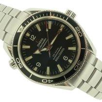 Omega 2201.50.00 Acciaio 2007 Seamaster Planet Ocean 42mm usato