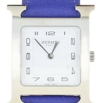 Hermès Heure H Steel 26mm White United States of America, Illinois, BUFFALO GROVE